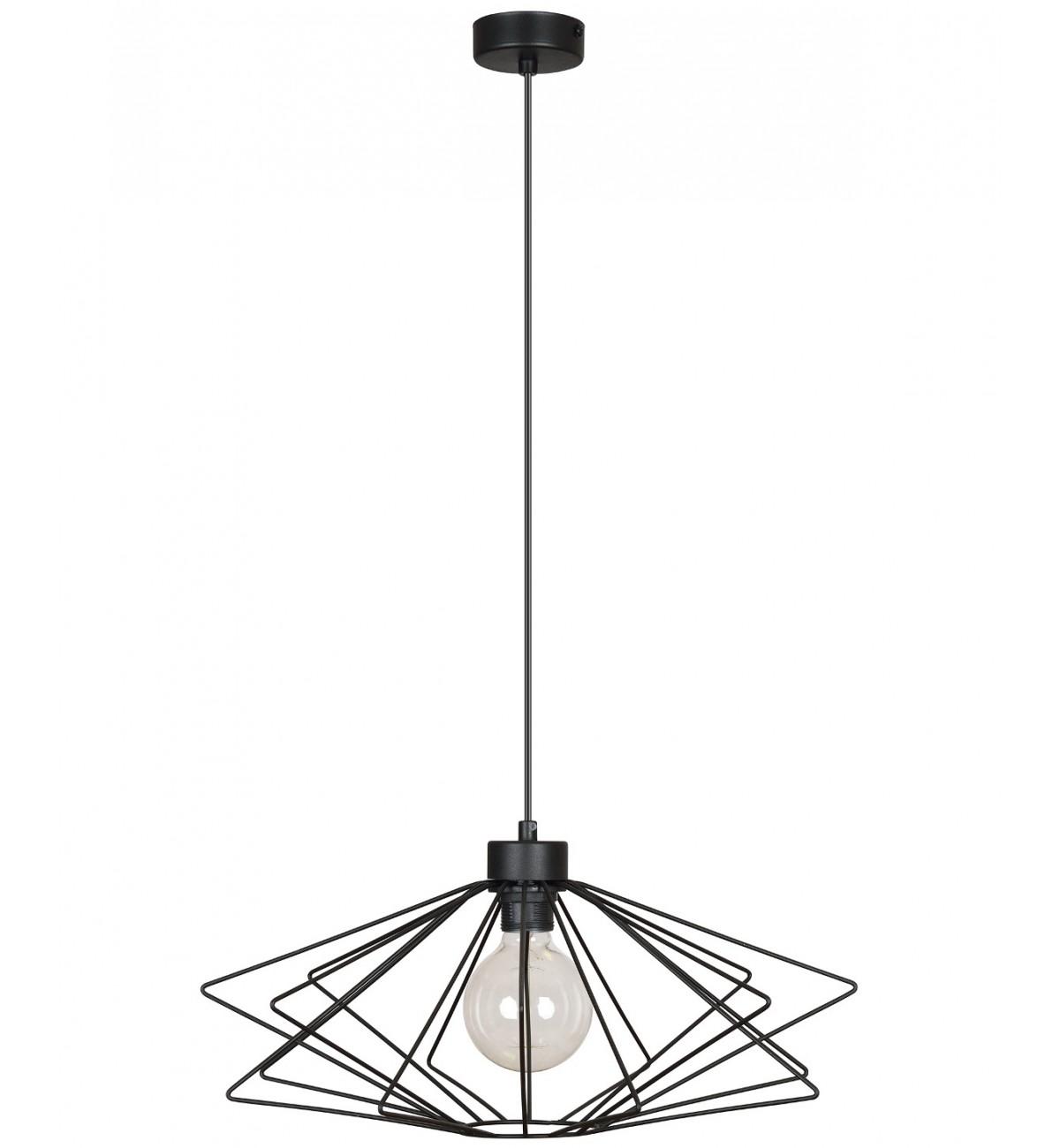 lampa loft wiszaca nowoczesna 1 punktowa