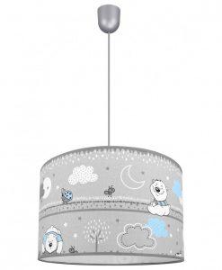 kolorowe lampy idealne do pokoju dziecięcego