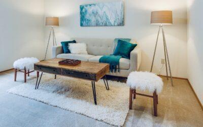 Jak zaprojektować luksusowe wnętrze za pomocą lamp sufitowych. Poradnik